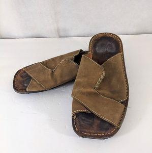 Men's Cole haan slides sandals 9